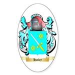 Hatley Sticker (Oval 50 pk)