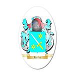 Hatley 20x12 Oval Wall Decal