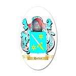 Hatley 35x21 Oval Wall Decal