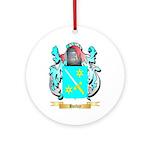 Hatley Ornament (Round)