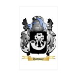 Hathway Sticker (Rectangle 10 pk)