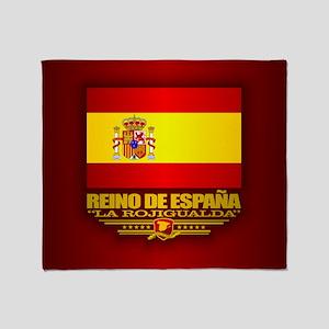 Espana (v15) Throw Blanket