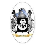 Hathaway Sticker (Oval 50 pk)