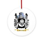 Hathaway Ornament (Round)