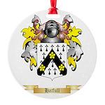 Hatfull Round Ornament
