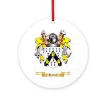 Hatfull Ornament (Round)