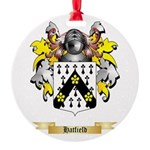 Hatfield Round Ornament