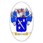 Haterley Sticker (Oval 10 pk)