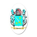 Hateley 20x12 Oval Wall Decal
