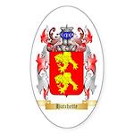 Hatchette Sticker (Oval 50 pk)