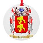 Hatchett Round Ornament