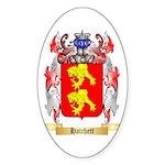 Hatchett Sticker (Oval 50 pk)