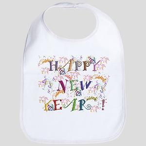 Happy New Year! Bib