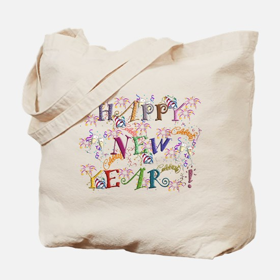 Happy New Year! Tote Bag