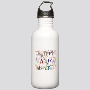 Happy New Year! Water Bottle