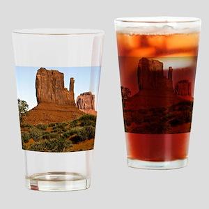 Monument Valley, Utah Drinking Glass