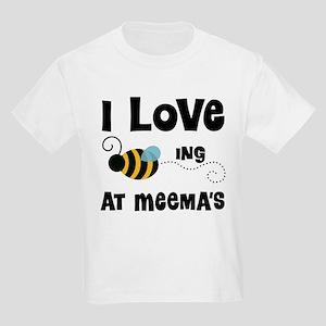 Beeing At Meema's Kids Light T-Shirt