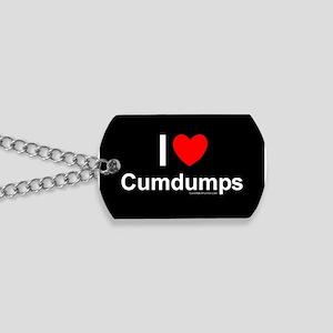 Cumdumps Dog Tags