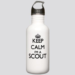 Keep calm I'm a Scout Stainless Water Bottle 1.0L
