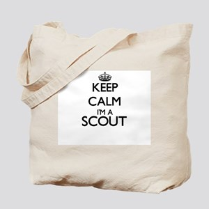 Keep calm I'm a Scout Tote Bag