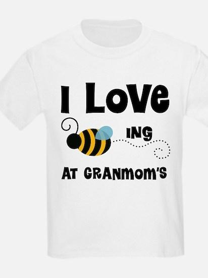 Beeing At Granmom's T-Shirt