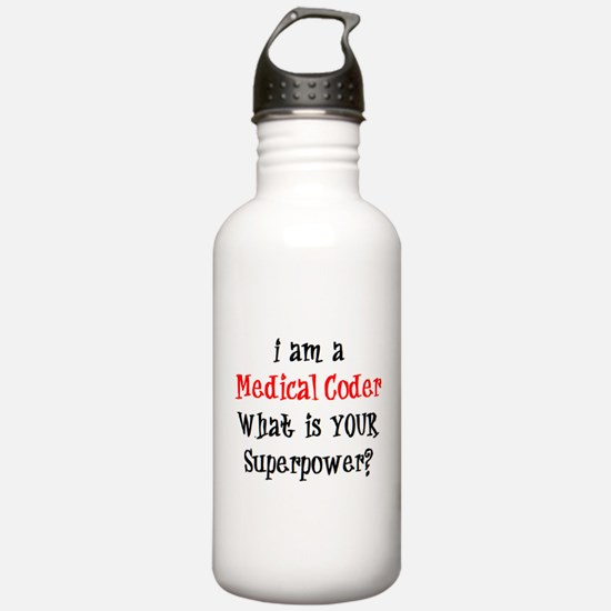 Unique Health and medical Water Bottle