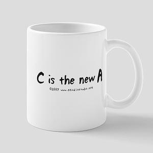 C is the New A Mug