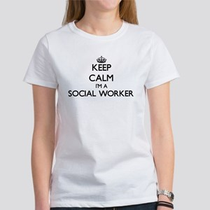Keep calm I'm a Social Worker T-Shirt