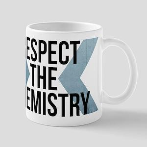 Respect the Chemistry Mugs