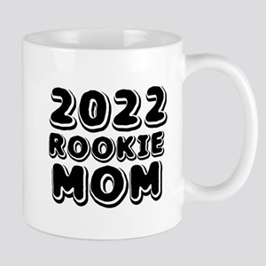 2018 Rookie Mom 11 oz Ceramic Mug