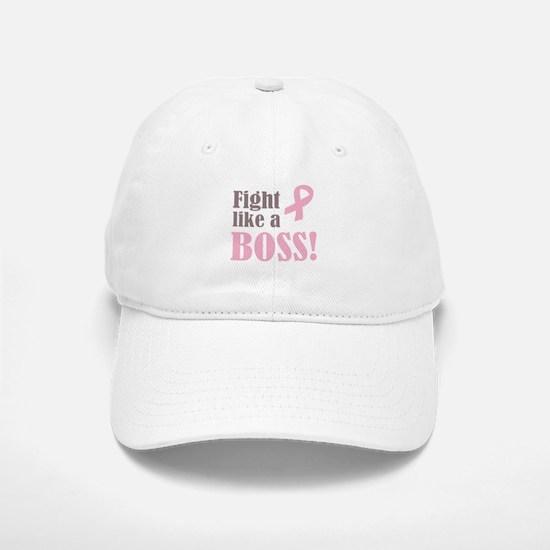 Fight Like A Boss Baseball Baseball Baseball Cap
