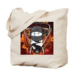 Natures Ninjas Emblem Tote Bag