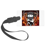 Natures Ninjas Emblem Luggage Tag