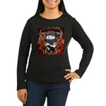 Natures Ninjas Emblem Long Sleeve T-Shirt