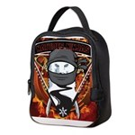 Natures Ninjas Emblem Neoprene Lunch Bag