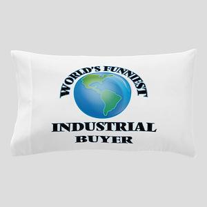 World's Funniest Industrial Buyer Pillow Case