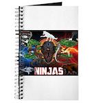 Natures Ninjas Fire & Ice Journal
