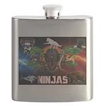 Natures Ninjas Fire & Ice Flask