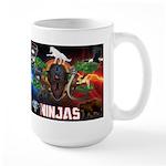 Natures Ninjas Fire & Ice Mugs