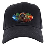 Natures Ninjas Fire & Ice Baseball Hat