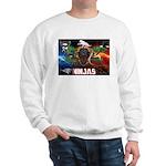 Natures Ninjas Fire & Ice Sweatshirt