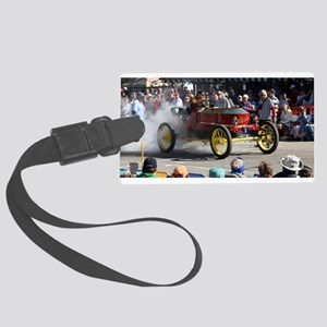 Stanley Steamer Large Luggage Tag