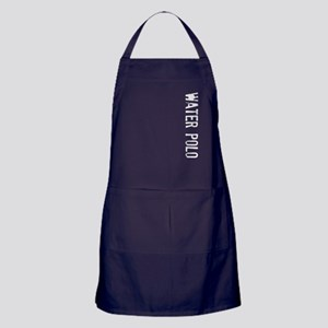 Water Polo Stamp Apron (dark)