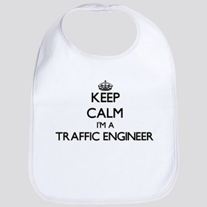 Keep calm I'm a Traffic Engineer Bib