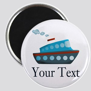 Personalizable Cruise Ship Magnets