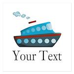 Personalizable Cruise Ship Invitations