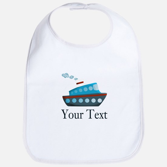 Personalizable Cruise Ship Bib