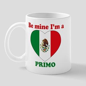 Primo, Valentine's Day Mug