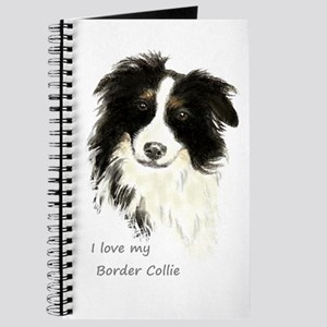 I love my Border Collie Pet Dog Journal