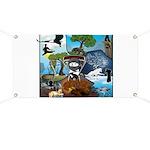 Natures Ninjas In The Seasons Banner